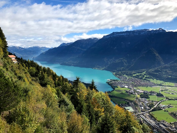 Three-Day Switzerland Itinerary: Zurich to Interlaken