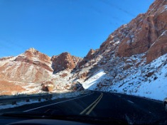 Driving in Northern AZ