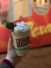 Twisted Root Shake