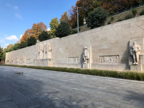 Reformation Wall