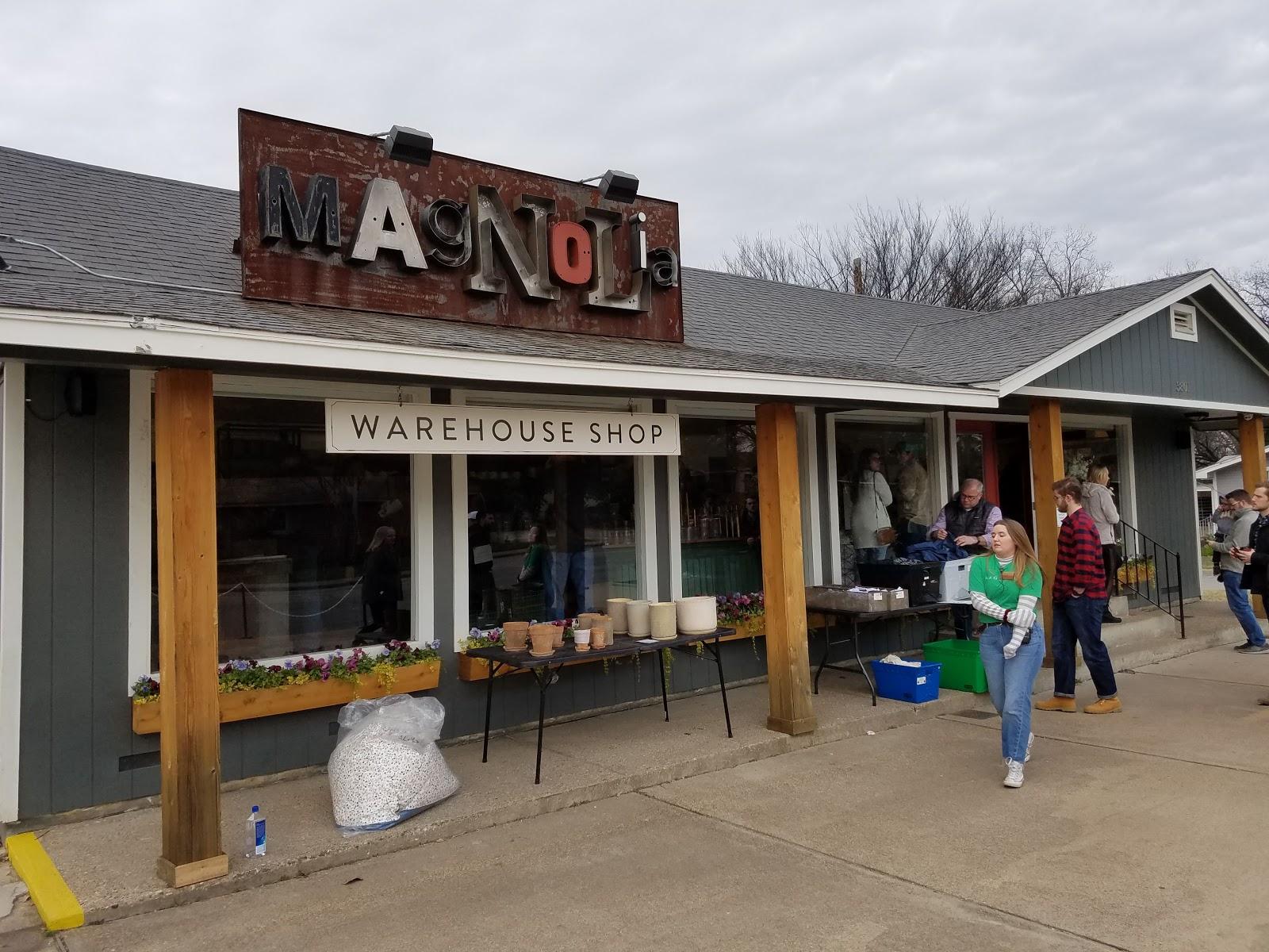 Magnolia Warehouse