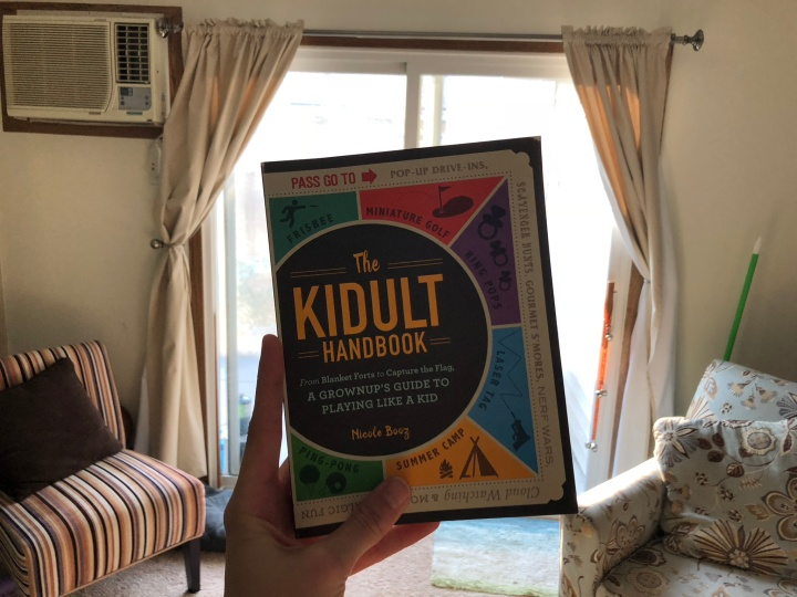 How to Spend a Weekend 'Kidulting'