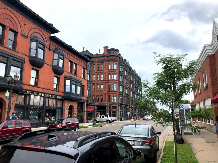 St. Paul Summit Avenue WalkingTour